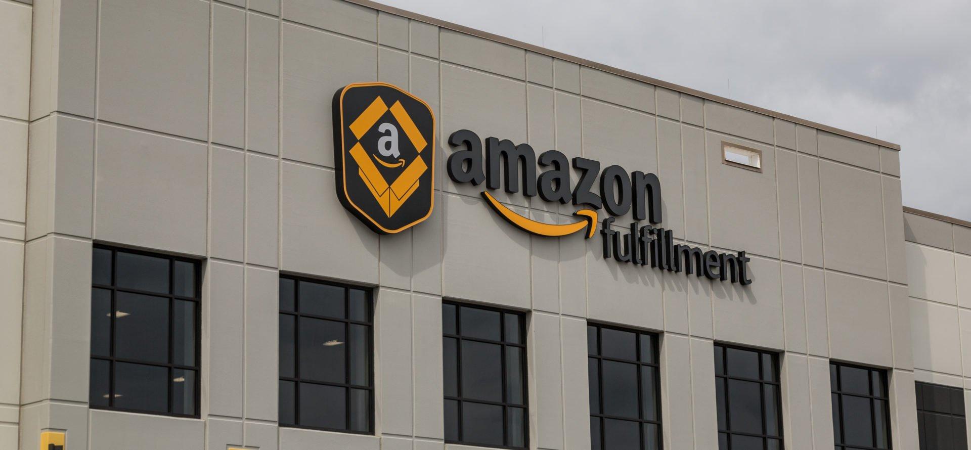Доставка на Amazon